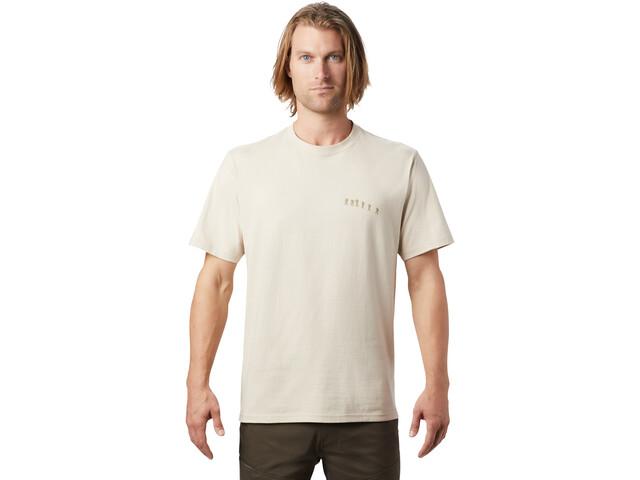 Mountain Hardwear Hotel Basecamp T-shirt Homme, lightlands